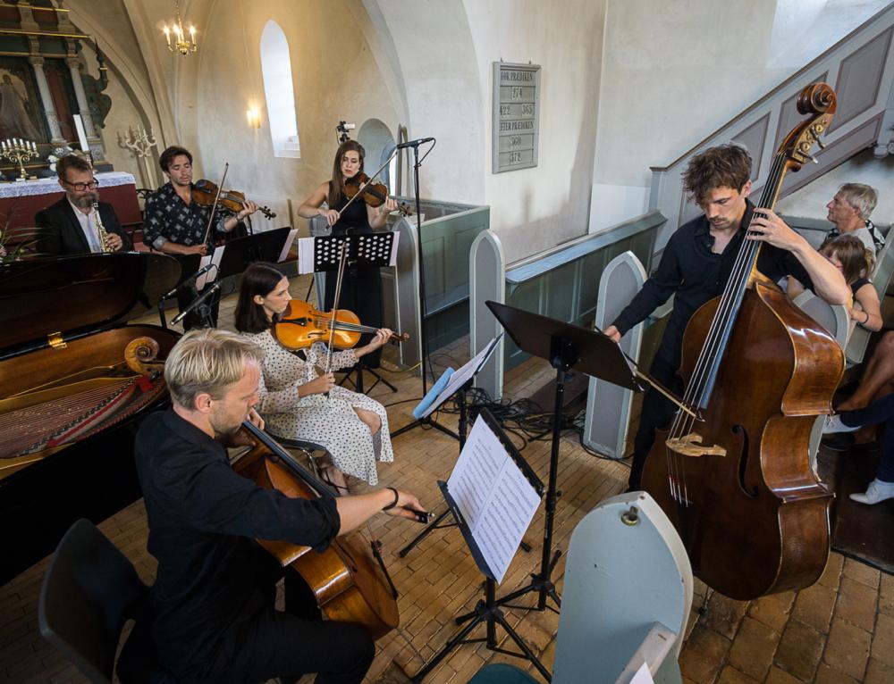 Fejøs Festival fortsætter med kammermusik