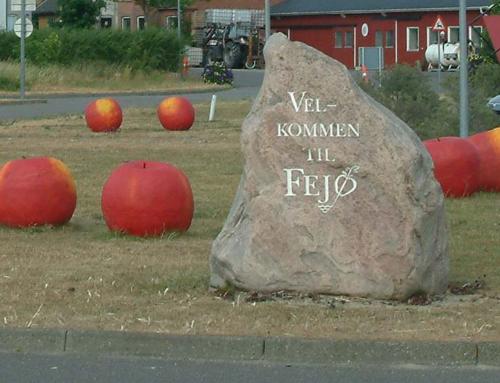 Fejø er Årets Landsby 2018!